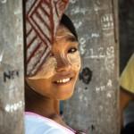Tahanaka Girl. Mandalay, Burma 2009