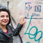 Fariba Mosleh, Vienna 2014