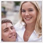 Thomas und Christina. Engagement. Eisenstadt 2012