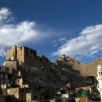 Leh Castle, Ladakh, India