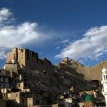 Leh Castle, Ladakh, India