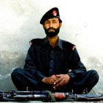 Khyber Guard, Khyber Pass, Pakistan 2007