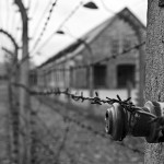 Nazi Concentration Camp Auschwitz. Poland 2012.